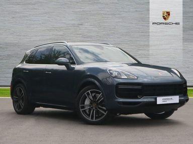 Homepage | Porsche Centre Nottingham