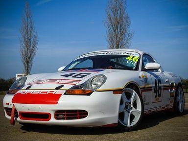News & Events - Porsche Classic Restoracing Championship