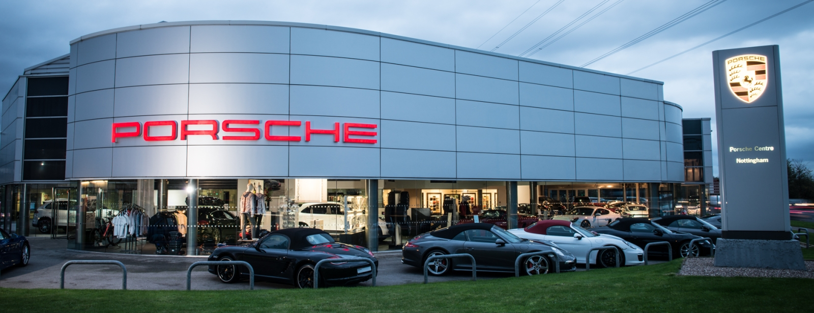Porsche Centre Nottingham